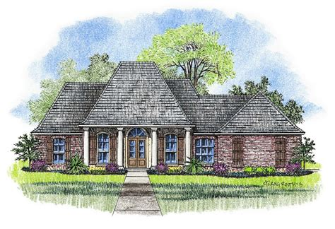 10 by 10 bedroom layout acadian style house plans