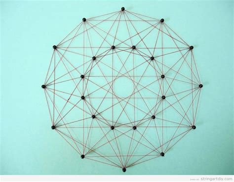 Geometric String Templates - 17 best images about string on diy string