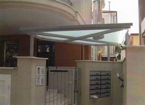 tettoie per cancelli esterni pensiline e tettoie sottogronda ispirazione design casa
