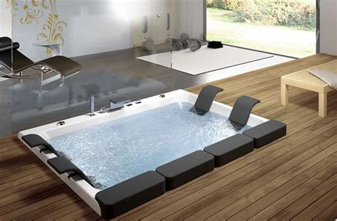 Bathroom Decor Ideas 2014 by Modern Outdoor Jacuzzi Designs Pool Design Ideas