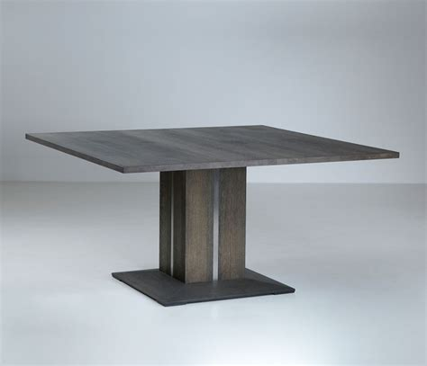 Contemporary Dining Table Contemporary Pedestal Dining Tables Wharfside European Furniture