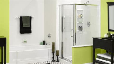 Bath Shower Inserts 5 questions for choosing an acrylic bathtub surround