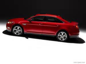 2010 Ford Taurus Sho Specs 2011 Ford Taurus Sho Specifications Pictures Prices