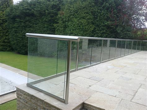 Glass Patio Railing Systems by Glass Railings Seng Soon Two Glass Enterprise