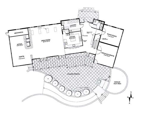 cohousing floor plans commercial kitchen floor plan house furniture