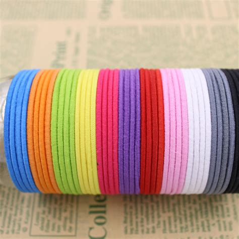 Rubber Fabric Hair Tie dreamers market category