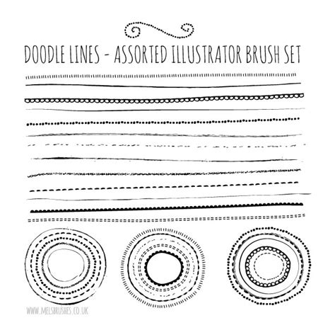 25 Adobe Illustrator Brush Sets You Can For Free
