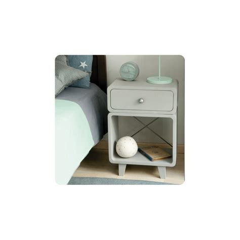 Gray Bedside Table by Furniture Grey Stained Wall And Side Table Bedroom Just
