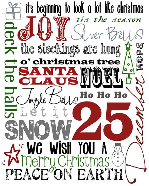 free printable subway wall art rantin ravin christmas printables