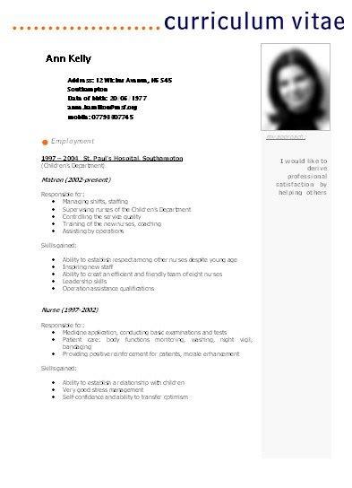 Modelo De Curriculum Vitae Venezolano Modelo De Curriculum Vitae 2016 Modelo De Curriculum Vitae