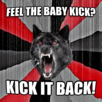 Angry Wolf Meme Generator - insanity wolf image gallery know your meme