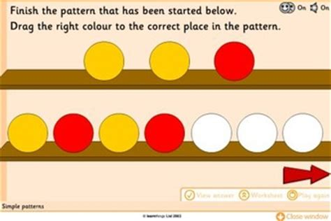 pattern games interactive related keywords suggestions for kindergarten pattern