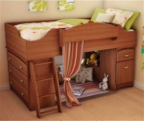 kids low loft bed imagine low loft bed morgan cherry modern kids beds