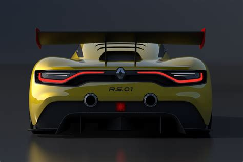 renault rs 01 renault s new rs 01 racer with 500 hp engine from nissan gt r