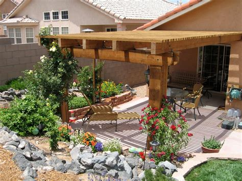 backyard pergolas more beautiful backyards from hgtv fans landscaping