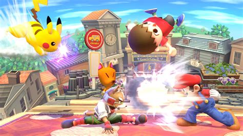 smash brios new super smash bros removes tripping game speed between