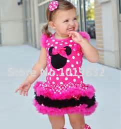 compra minnie mouse vestido cumplea 241 os ni 241 al por mayor china mayoristas