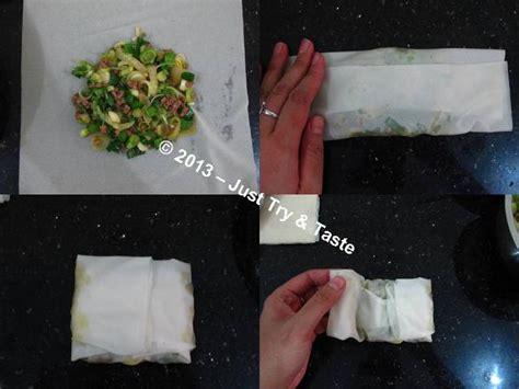 cara membuat martabak telur isi bihun martabak telur mini isi daging cincang just try taste