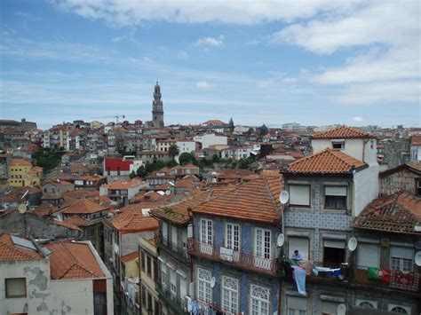 Over The Desk Stories Photo Of The Week Porto Old City View Gomad Nomad