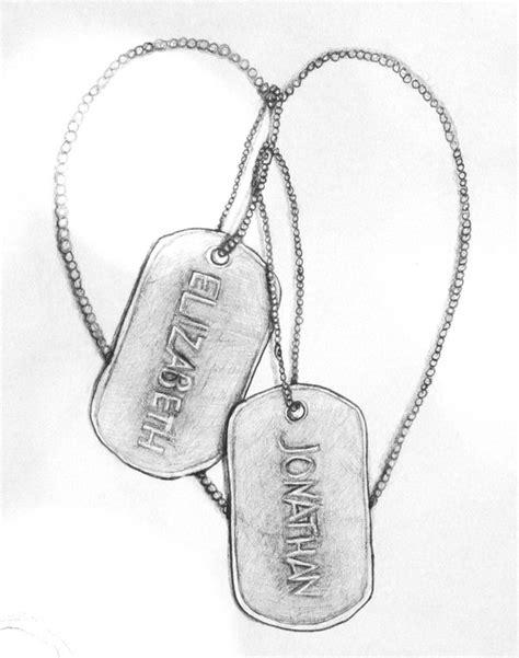 dog tags tattoo designs custom tag design by bluefishrun on deviantart