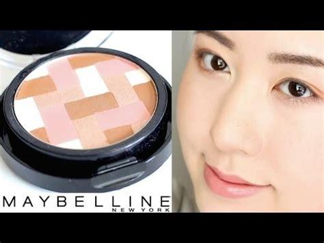 Maybelline Facestudio Master Hi Lighting Blush And Bronzer new maybelline master hi light blush and bronzer swa