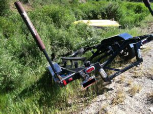 trailer  product liability case mechanical engineering expert witness services alpine