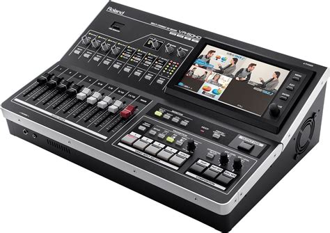 Mixer Audio Roland roland vr50hd audio mixer hd usb pssl