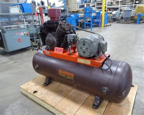 used devilbiss 5 hp air compressor ac2029 air compressors used for sale buy sell trade