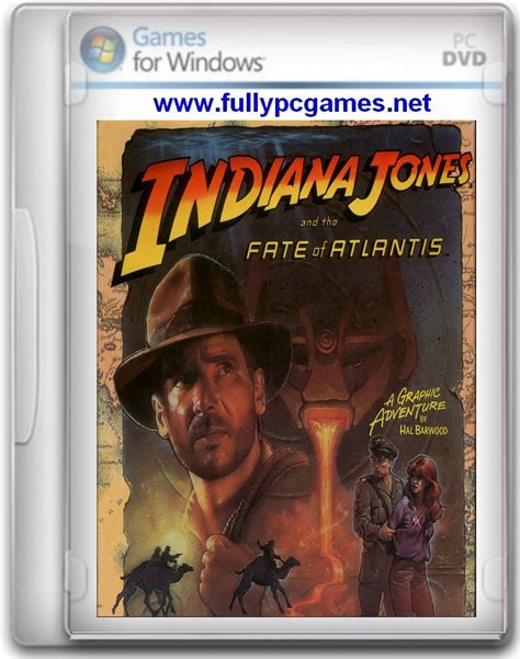 free download full version indiana jones games indiana jones and the fate of atlantis game free