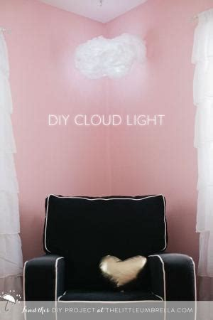 diy cloud light instructions our nursery project basket liner quilt and birdies for