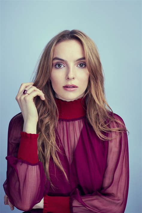 killing eve actress jodie comer accent who s that girl killing eve s jodie comer average joes