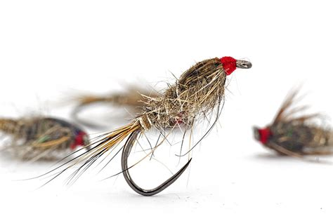flight pattern in french trout bugs for starting season fly tying