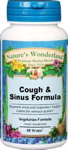 Sinus Formula cough sinus formula 675 mg 60 vcaps nature s penn herb company on line herb