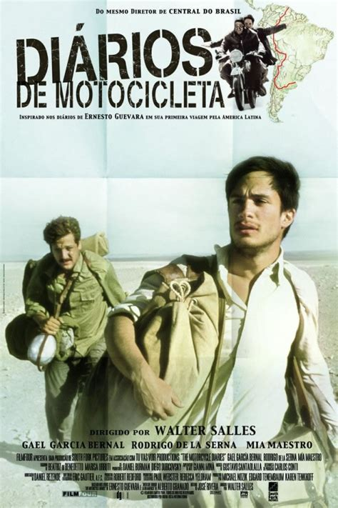 diarios de motocicleta che motorcycle diaries walter salles and jose rivera to adapt american rust collider collider