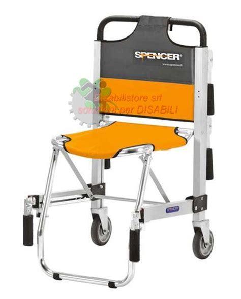 sedia portantina usata sedia portantina 2 ruote spencer 450 ausili per disabili
