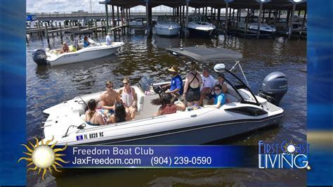 freedom boat club sign in lisa the boatanista discusses events hosted by the