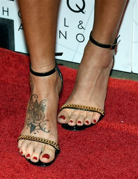 jenny mccarthy s feet