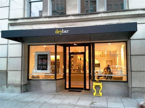 drybar southern comfort dry bar now open in penn quarter for hair blowouts 1006 e