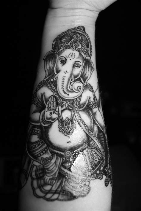 ganesha tattoo 8 best ganesh ji ganpati ji tattoo designs you can