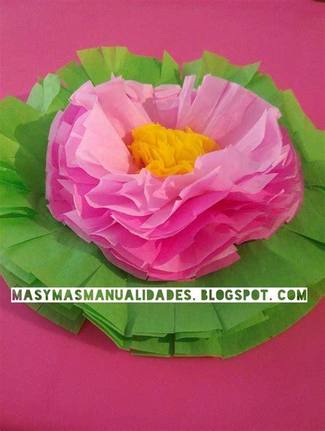 como decorar dulceros con papel china las 25 mejores ideas sobre flores de papel china en