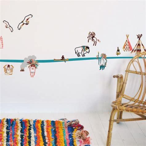 Ordinaire Decorer Une Petite Chambre #7: frise-indien.jpg