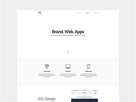 minimalist web design minimalist web design principles best practices and exles