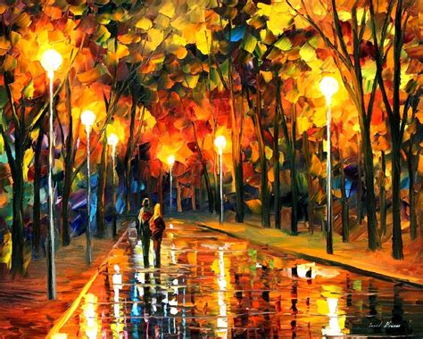best painting leonid afremov on canvas palette knife buy original