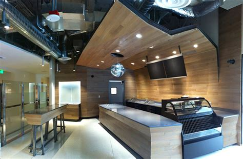 coffee shop design and build coffee shop amazon building seattle wa on behance