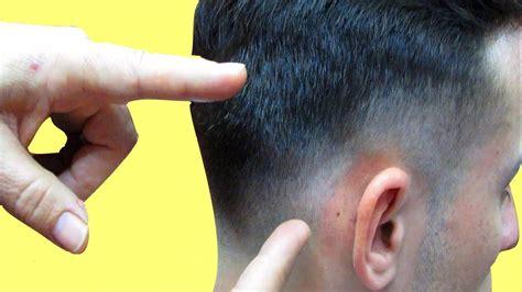corta videos corte de cabello masculino desvanecido para hombre corte
