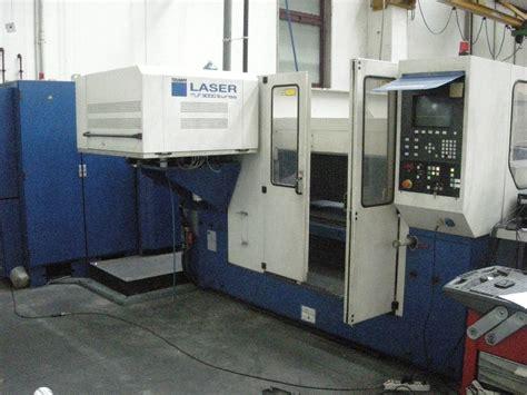 Vicenza Turbo macchina laser trumpf 3030 tlf 3000 watt turbo vicenza