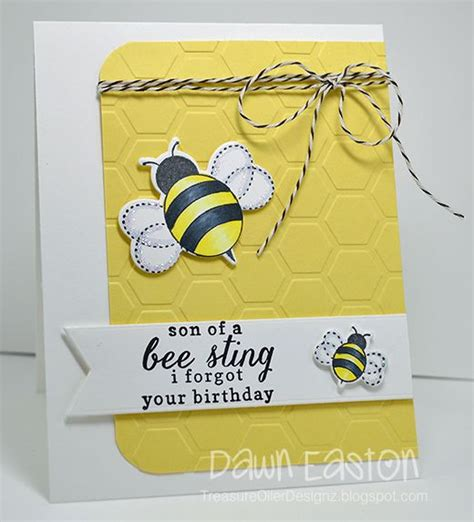 sting paper crafts 546 best bee cards images on bees bee happy