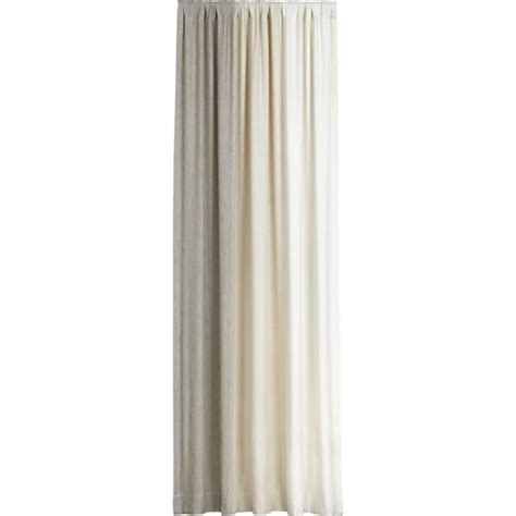 crate and barrel drapes petra curtain panels crate and barrel living room