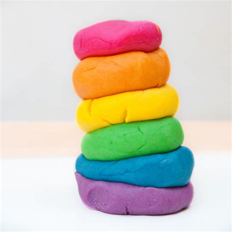 Handmade Playdough - best playdough