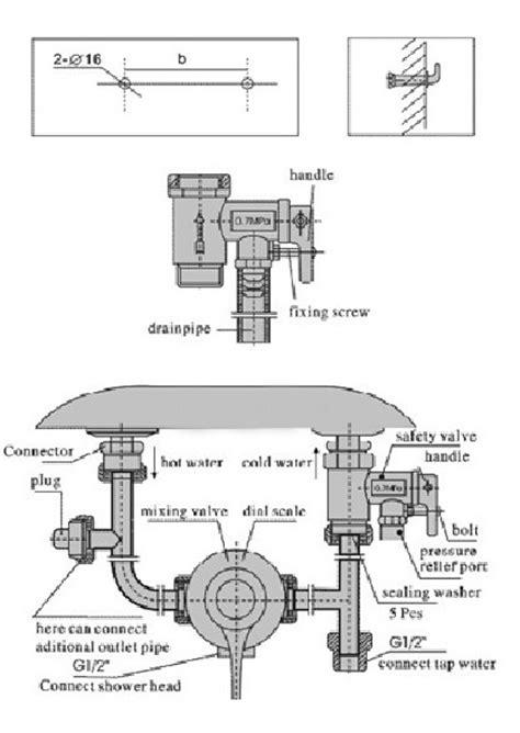 Pipa Instalasi Air Panas Atau Gas Meter metoda pemasangan ac water heater wika water heater wika
